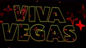 pecado : Zoom Out - Viva Vegas Neon Sign - Las Vegas