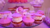 macaroons : Dessert table for party, Beautiful cupcakes, reception