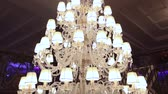 dolly : A hotel chandelier
