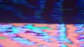 vcr : Abstract texture background noise glitch tv pixel error. It features shapes and colors that resemble a corrupted file. Can be useful in trendy modern promos or projects