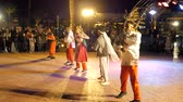 palmiye : Performance of The Dance Collective on The Street