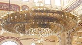 Chandelier Decoration in The Muslim Church Dostupné videozáznamy