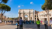 triumphal arch : Triumphal Arch of Constantine, Best travel around the world, Italy Lazio Rome