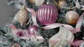 cláusula : Christmas decoration, slowmotion, New Year