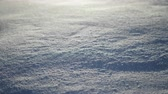 tempestade de neve : Snow slow motion, Frozen winter shot, Cold Polar Cyclone Stock Footage