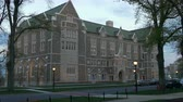 campus universitario : Boston College Massachusetts