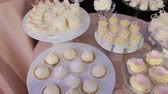 acıbadem kurabiyesi : Candy Bar Wedding, candy buffet, delicious Candy bar at a wedding