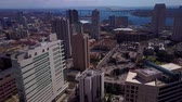 coronado : San Diego, CA - Downtown - Drone Video. Aerial Video of Downtown San Diego, CA. Stock Footage