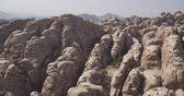 jordanie : Petra White Canyon nationale reserve-ecologie