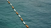 буй : Buoys in the sea. Restrictive and rescue buoys in the sea