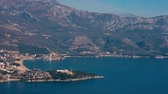 exclusivo : Luxury hotel complex Dukley in Budva, Montenegro. Shooting with the drone, aerial