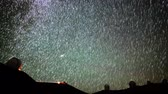 astrologia : Astrophotography time lapse of startrails over Mauna Kea Observatories in Hawaii