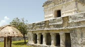 columbian : Mayan Ruin of Tulum