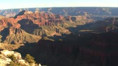 слои : Grand Canyon Sunset Shadow Time Lapse