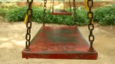 abstruse : red swing set