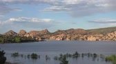 beauty in nature : Watson Lake Landscape Prescott Arizona