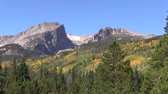beauty in nature : Rocky Mountain National Park Colorado in Fall