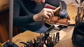 appraiser : Jeweler at work in jewelery workshop