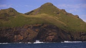 wyspa : View of a Westman islands, Iceland
