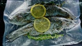 azeitonas : Trout sealed in vacuum bag