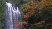 laosz : Autumn Yunshen waterfall in New Taipei City Sanxia District, New Taipei City, Taiwan