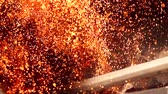 ignite : Sparking coals in slow motion