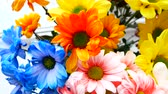 küme : A bouquet of different colors, a birthday party or a mothers day