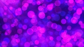 абстрактный : Abstract colorful background with glowing particles