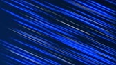 抽象的な : Blue background with diagonal lines