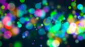 vibrante : Bokeh with multi colors, lights bokeh background, defocused and blurred bokeh lights, 3d rendering backdrop