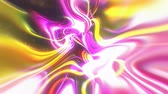 заподлицо : Abstract glow energy background with visual illusion and wave effects, 3d rendering computer generating Стоковые видеозаписи