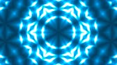излучать : Abstract blue fractal lights, 3d rendering backdrop, computer generating background