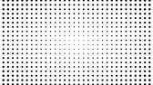 meio tom : Half tone of many dots, computer generated abstract background, 3D rendering backdrop Stock Footage