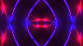 pin : Abstract purple fractal lights, 3d render backdrop, computer generating