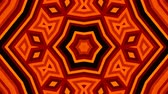 irradiar : Symmetrical kaleidoscope - fractal 3d rendering backdrop, computer generating background