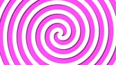 эллипс : Abstract spiral rotating and twisting lines, computer generated background, 3D rendering background, cartoon style