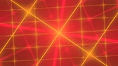 pin : Modern shiny grid with neon bright lines, abstract computer generated backdrop, 3D rendering