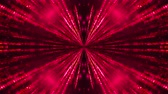 Beautiful abstract symmetry kaleidoscope with shiny neon lines, 3d rendering backdrop, computer generating background Stock mozgókép