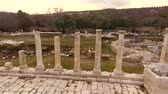 ephesus : Ancient Roman Columns and Ruins, Stratonikeia Turkey