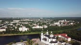 collina : Morning panorama of the city of Vitebsk