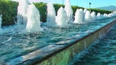 calm : Water Pool Stock Footage