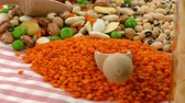 soja : Legumes Delicious and Healthy Natural  Mix Food