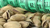 food photo : The Pistachio and Measurement Macro View