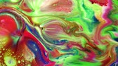 pigmento : Abstract Beauty of Art Ink Paint Explode Colorful Fantasy Spread