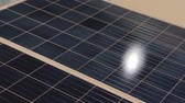 gerar : Solar Panel Tracking Closeup