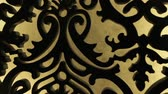 antiguidade : The Carved Wooden Pattern