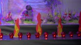candelero : Fire Candles Decoration