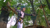 ロープ : Girl Adventure Rope Park