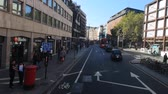 departamento : London People Commuters And Traffic in the street Vídeos