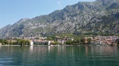adriai : St Elijah Church in Dobrota from the Bay of Kotor, Montenegro